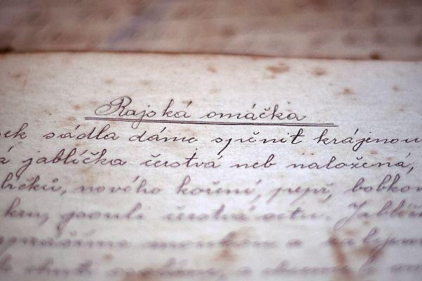 Recept na rajskou omáčku